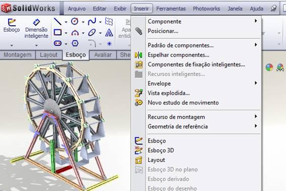 SolidWorks em Portugês