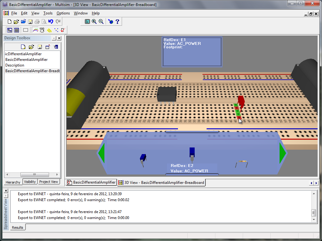 Protoboard Design Software
