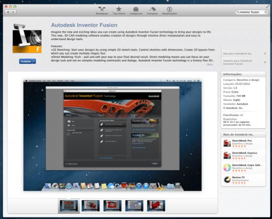 Autodesk Inventor Fusion MAC - 02