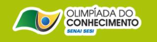 Olimpiadas do Conhecimento - senai