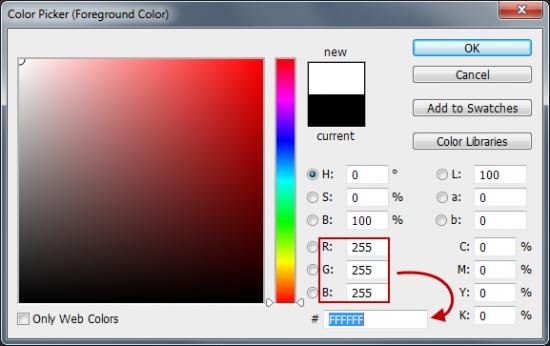 Pixel e sistema RGB - 03