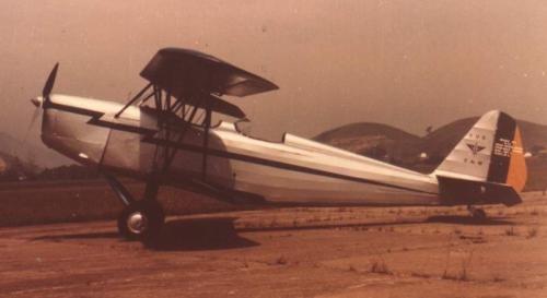 Avião Antigo
