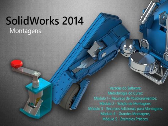 SolidWorks 2014 Montagens