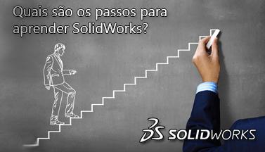 SW15 - Quais são os passos para aprender SolidWorks