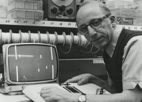 Ralph Baer, criador do primeiro console de vídeo game, o Magnavox Odyssey – Fonte: Joystiq