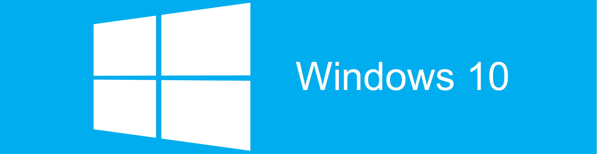 Logotipo Windows 10
