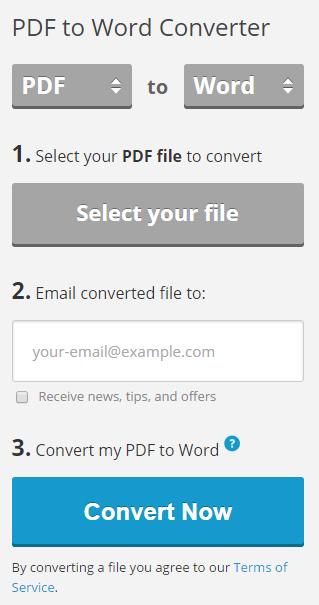PDF - Site pdftoword
