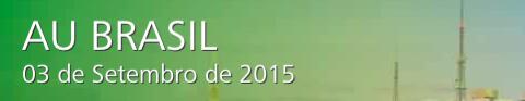 AU BRASIL 2015