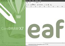 Capa Curso - Coreldraw X7 Identidade Visual