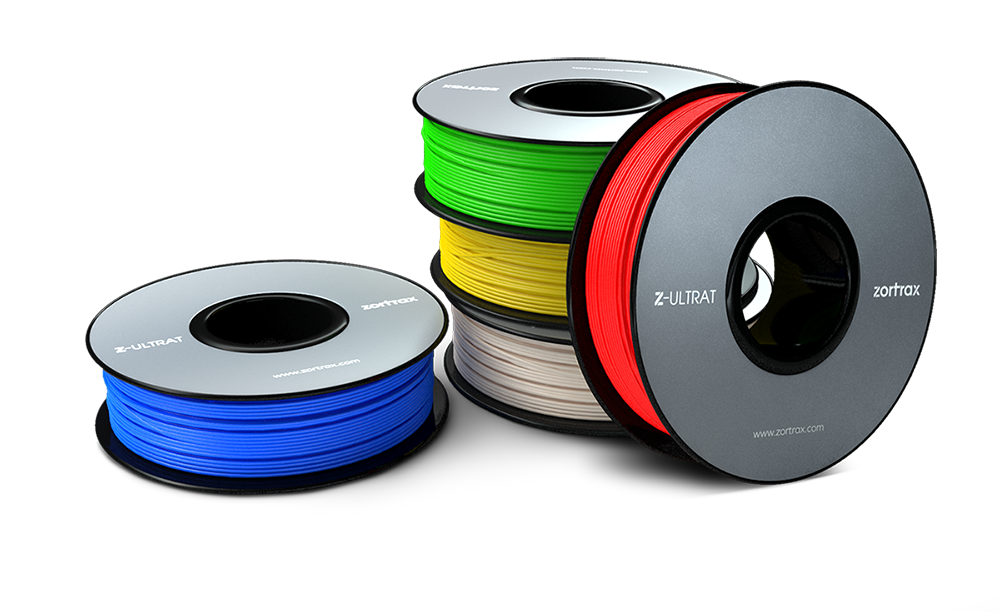 Zortrax - Filamentos Z-Ultrat