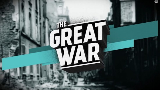 Logotipo The Great War