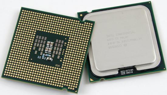 CPU da Intel modelo: Core 2 Quad Q9300 - http://gazettereview.com/wp-content/uploads/2016/01/cpu.png