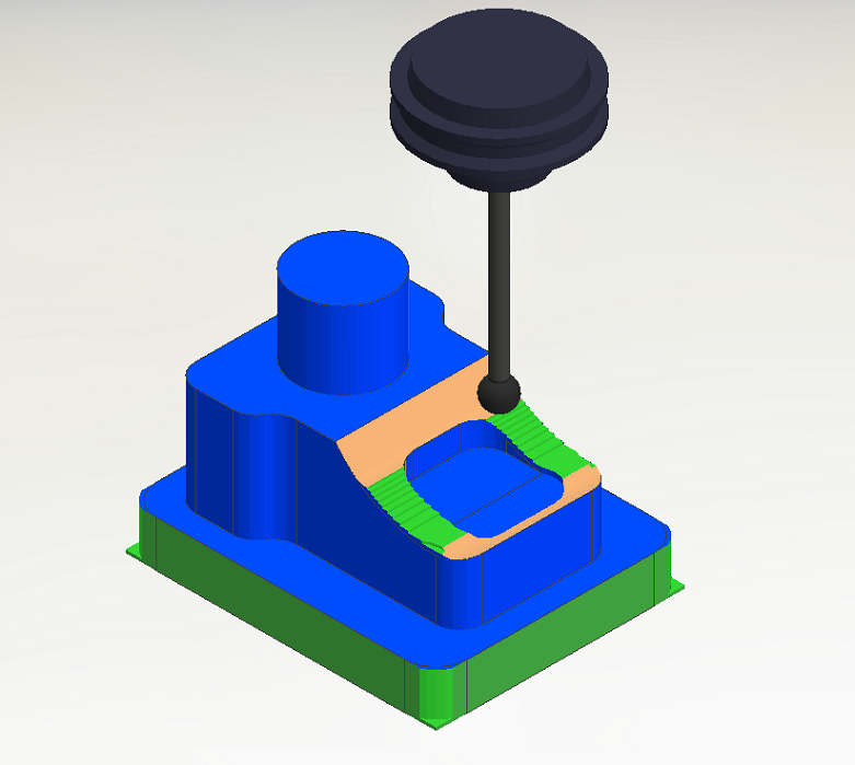 Simulação de usinagem no Inventor