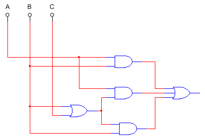 01 - Simplificar Álgebras Booleanas Multisim