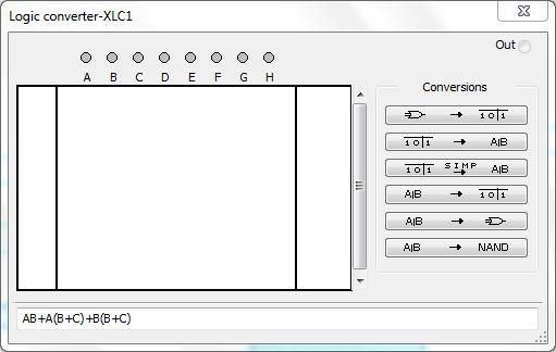 04 - Simplificar Álgebras Booleanas Multisim
