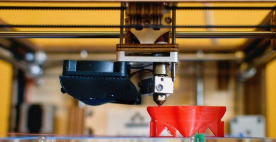 Impressão 3D – Do Muito pequeno ao muito grande!