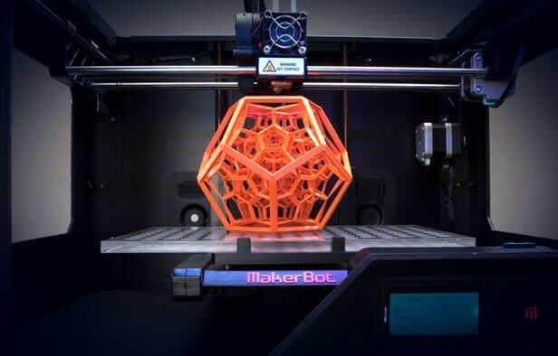 A indústria de impressão 3D usa formatos aproximados de arquivo. A capacidade de armazenar aparência é necessária em alguns casos.