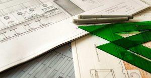 Desenho do telhado – Revit/AutoCAD