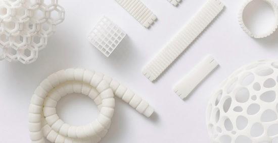 Materiais de impressão 3D usados em próteses