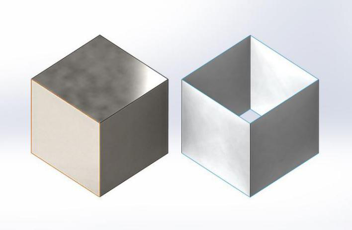 Solid Vs Surface