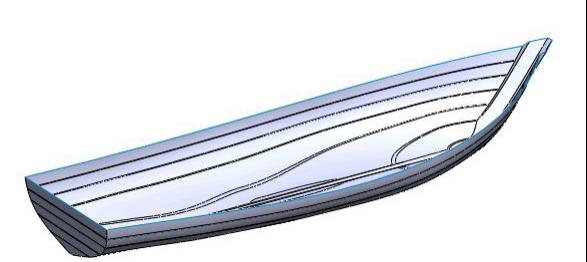 Modelagem de superfície do SolidWorks